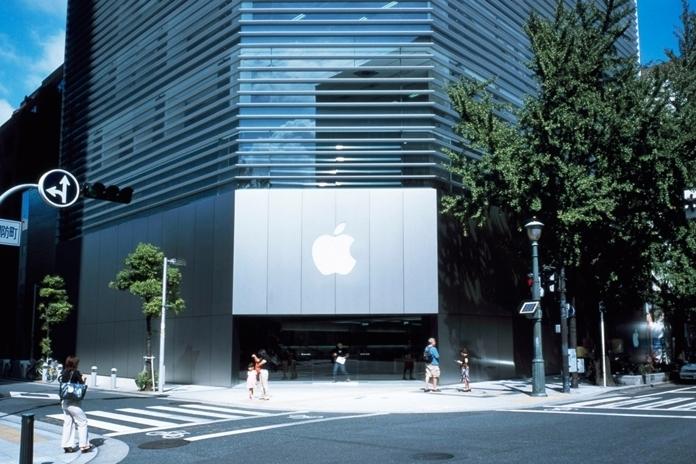 アップルストア(AppleStore) 心斎橋